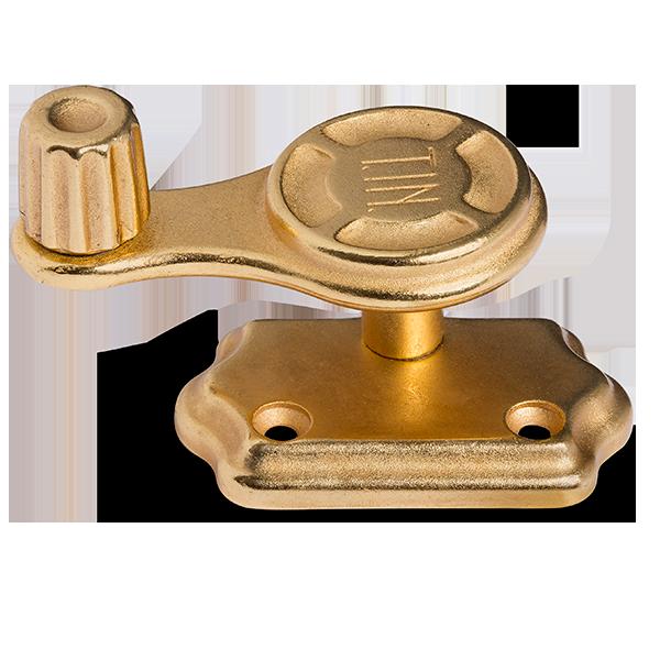 maniglia pressofuso mp5 oro satinato