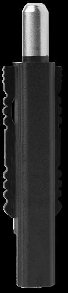 terminale in nylon CE inox